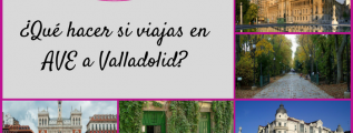 AVE a Valladolid