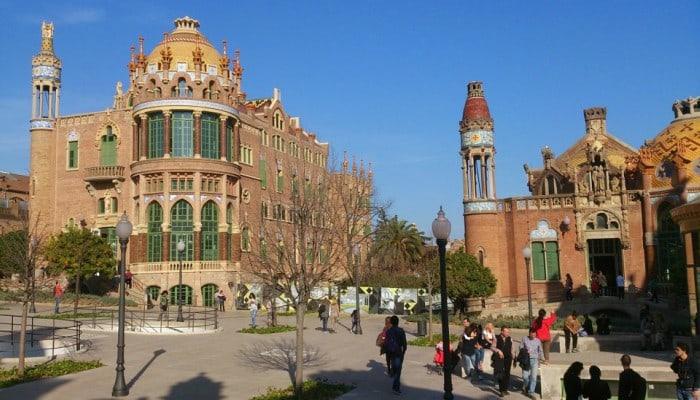 Barcelona en AVE