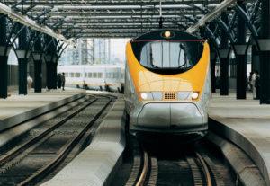 Viaja en tren por Francia, Reino Unido y Bélgica con el tren Eurostar 3