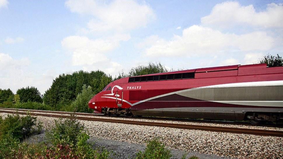 Francia, Bélgica, Holanda y Alemania conectadas en tren con Thalys 4