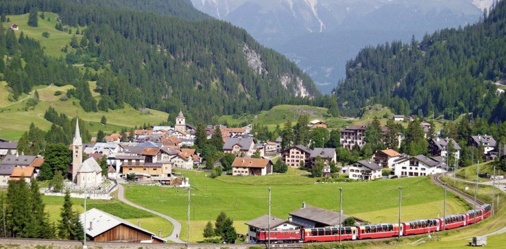 Conexión directa entre Francia y Suiza con los trenes Lyria 1