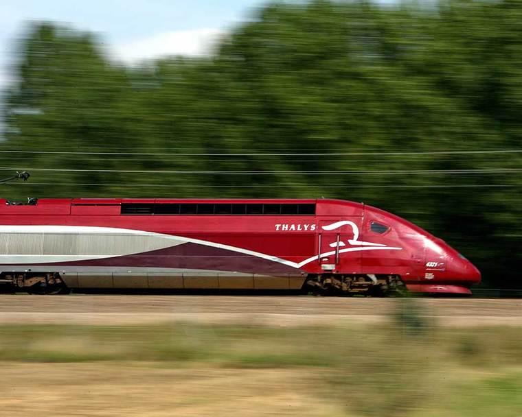 Francia, Bélgica, Holanda y Alemania conectadas en tren con Thalys 3