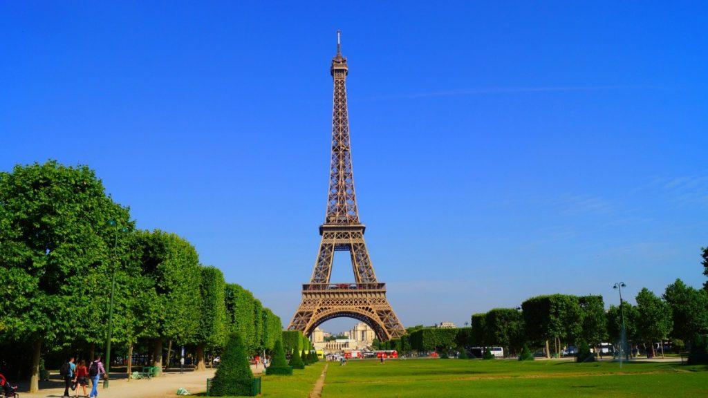 ¿Qué ver al viajar a París? 4 cosas imprescindibles y un postre. 13