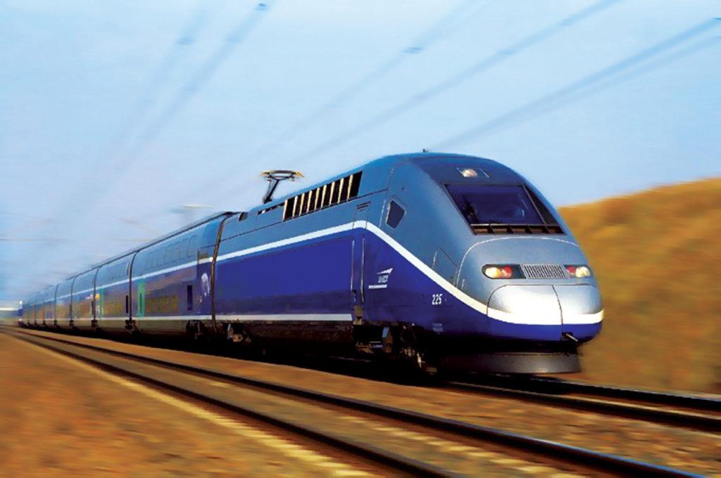 Viaja en tren por Francia, Luxenburgo, Suiza, Alemania e Italia gracias a TGV 3