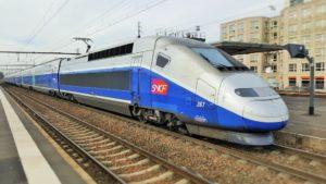 Viaja en tren por Francia, Luxenburgo, Suiza, Alemania e Italia gracias a TGV 4