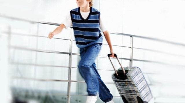 ¿Cómo viaja un menor sin acompañamiento en tren? 1