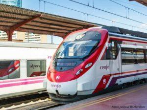 Renfe duplica en octubre las conexiones entre Villena y Alicante 1