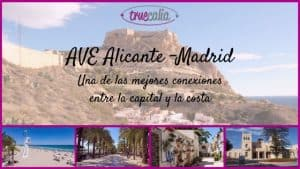 AVE Alicante - Madrid