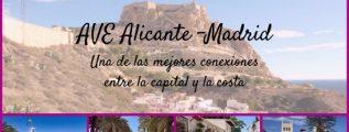 AVE Alicante - Madrid