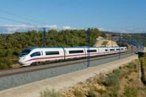Aumento de la oferta de AVE en Málaga 6
