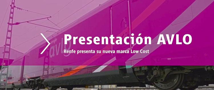 AVLO, el nuevo AVE low cost de Renfe. Condiciones y precios 2