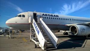 Cómo modificar el nombre y vender tu vuelo con Aegean Airlines