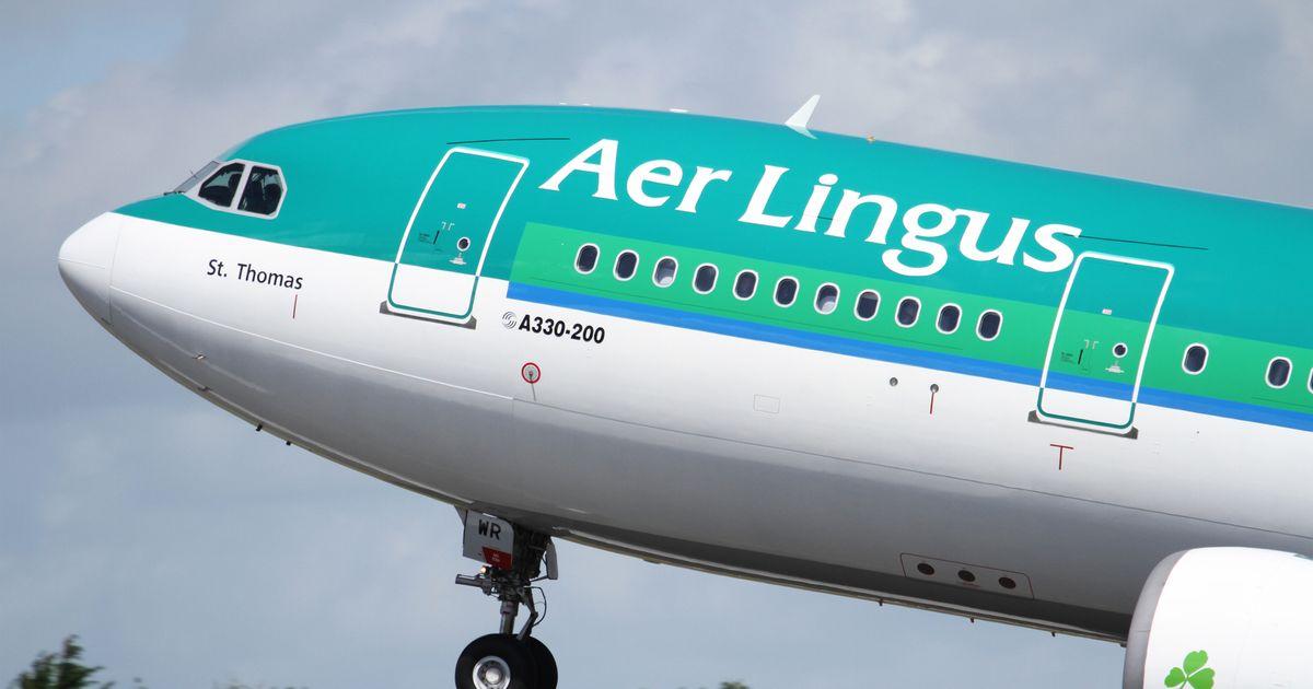 Cómo modificar el nombre y vender tu vuelo con Aer lingus 1