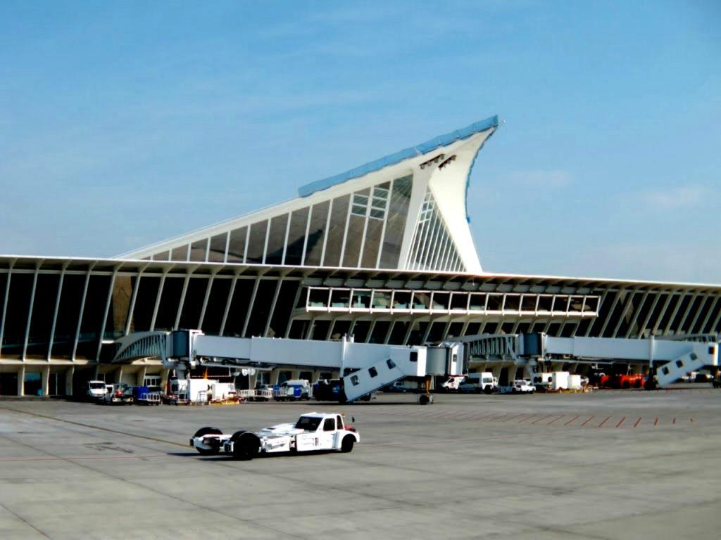 Aeropuerto de Bilbao 1