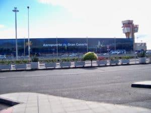 Aeropuerto de Gran Canaria 1