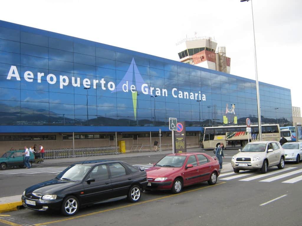 Aeropuerto de Gran Canaria 2
