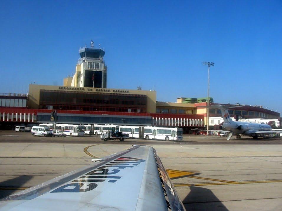 Aeropuerto de Madrid-Barajas 2