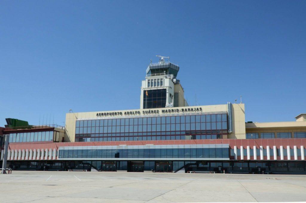 Aeropuerto de Madrid-Barajas 1