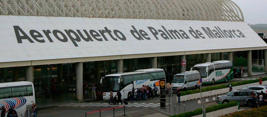 Aeropuerto de Palma de Mallorca 1