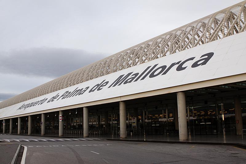 Aeropuerto de Palma de Mallorca 2