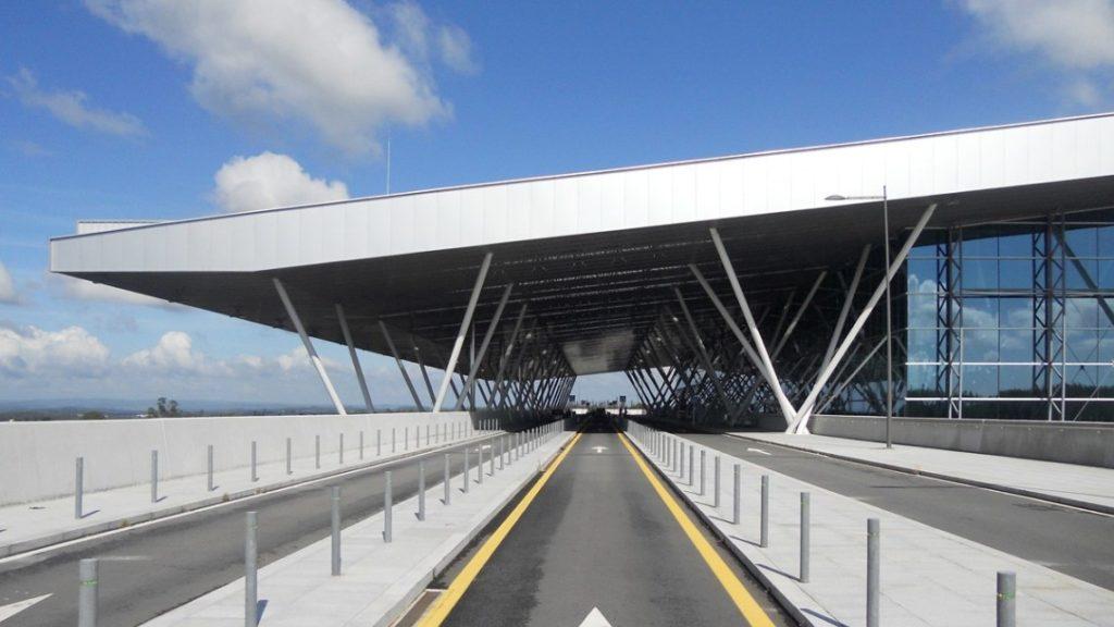 Aeropuerto de Santiago de Compostela 1