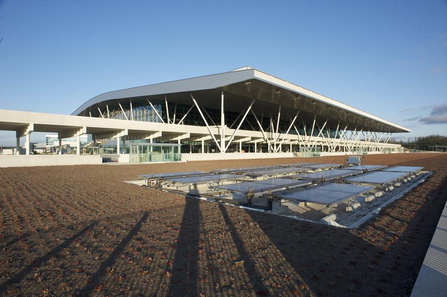 Aeropuerto de Santiago de Compostela 7
