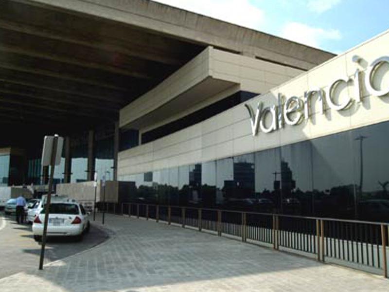 Aeropuerto de Valencia 1