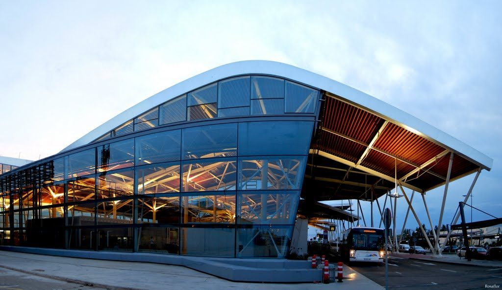 Aeropuerto de Zaragoza 1