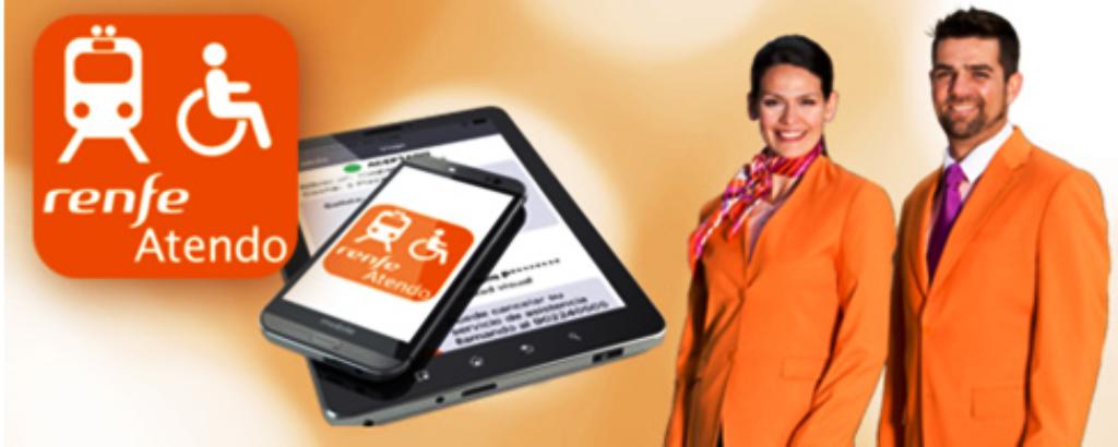 ¿Conoces Atendo? El servicio de accesibilidad de Renfe. ¿Que es y como funciona Atendo? 12