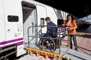 ¿Conoces Atendo? El servicio de accesibilidad de Renfe. ¿Que es y como funciona Atendo? 14