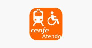 ¿Conoces Atendo? El servicio de accesibilidad de Renfe. ¿Que es y como funciona Atendo?