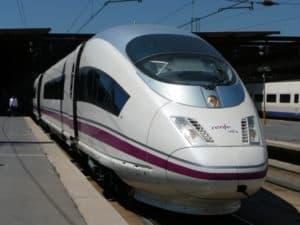 Aumento de la oferta de AVE en Málaga 1