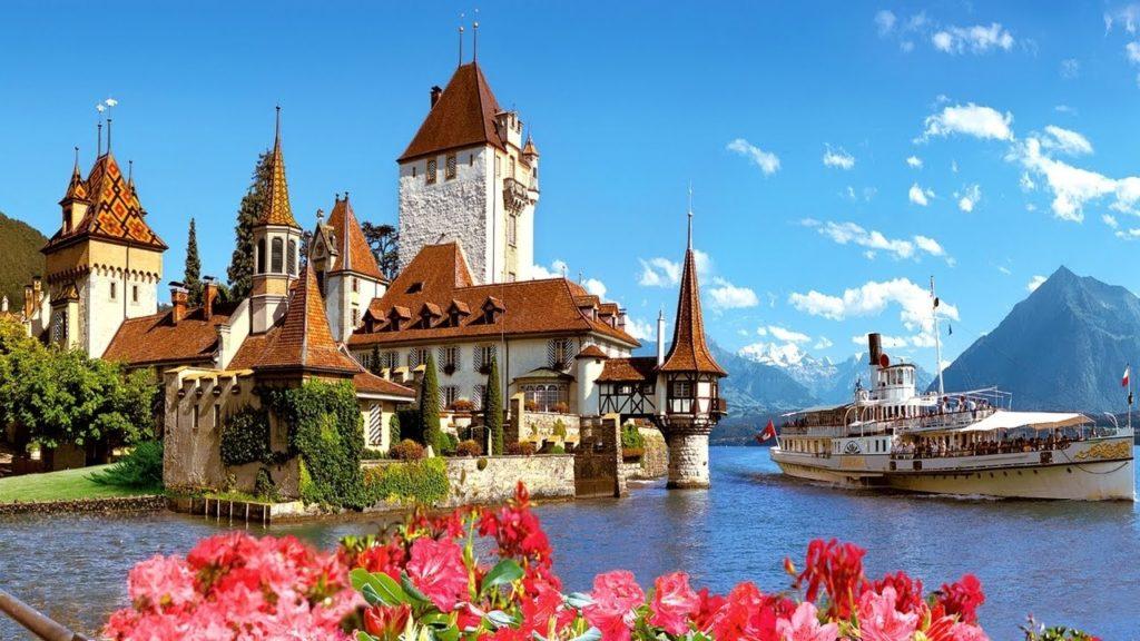 Viaja en tren por Francia, Luxenburgo, Suiza, Alemania e Italia gracias a TGV 8