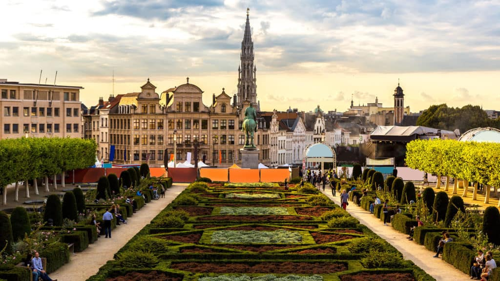 Viaja en tren por Francia, Reino Unido y Bélgica con el tren Eurostar 8