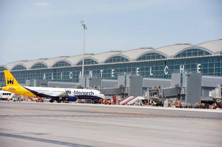 Aeropuerto de Alicante Elche 7