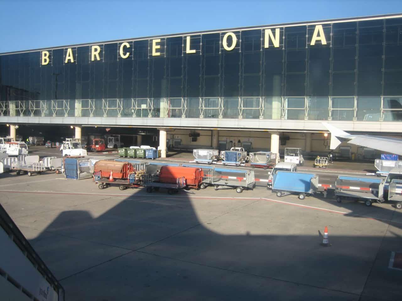Aeropuerto de Barcelona-El Prat 7