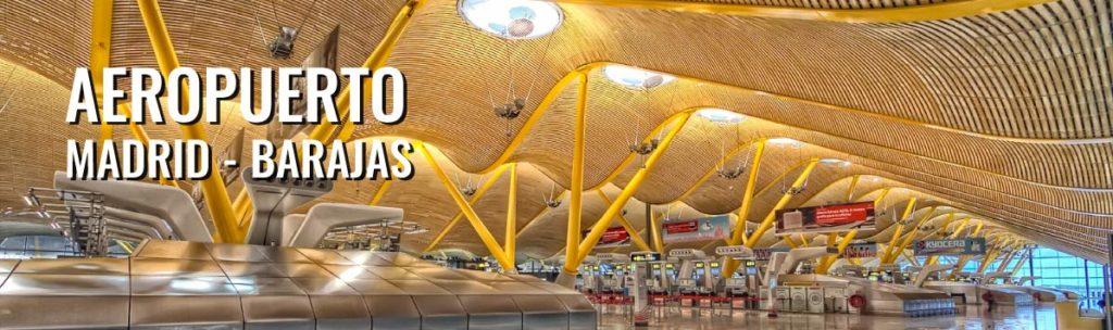 Aeropuerto de Madrid-Barajas 7