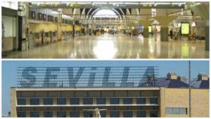 Aeropuerto de Sevilla San Pablo. 6