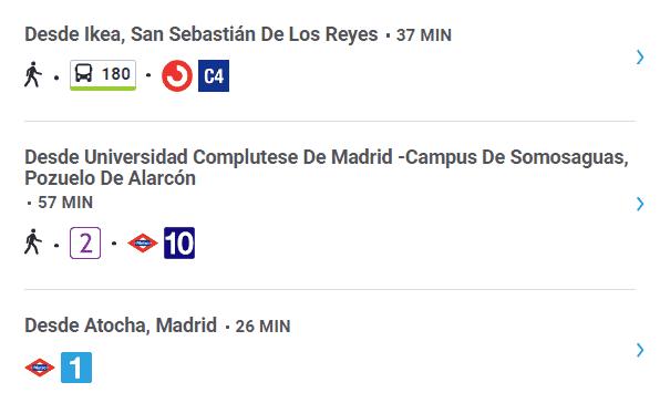 Estación de tren Madrid Chamartín. Como llegar, teléfonos y servicios 4