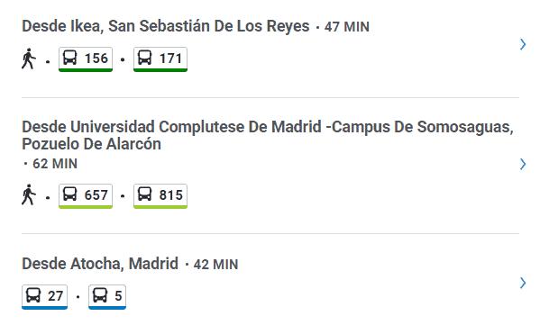 Estación de tren Madrid Chamartín. Como llegar, teléfonos y servicios 5