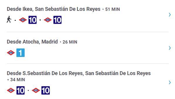 Estación de tren Madrid Chamartín. Como llegar, teléfonos y servicios 6
