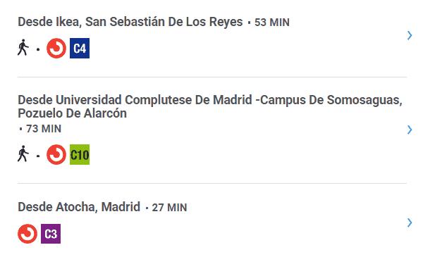 Estación de tren Madrid Chamartín. Como llegar, teléfonos y servicios 7
