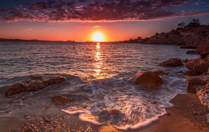 Las 10 mejores puestas de sol de España 5