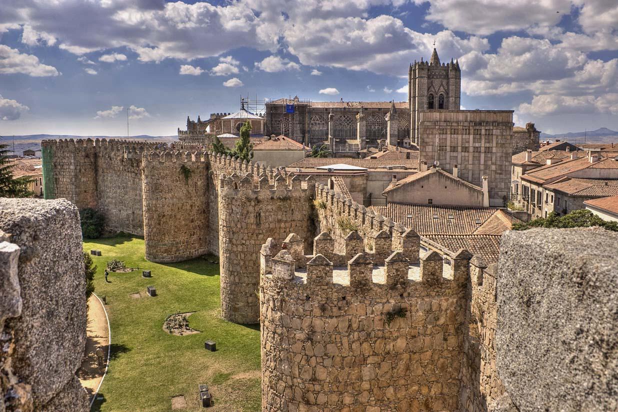 Viajar en tren a las ciudades de España declaradas Patrimonio de la Humanidad 2