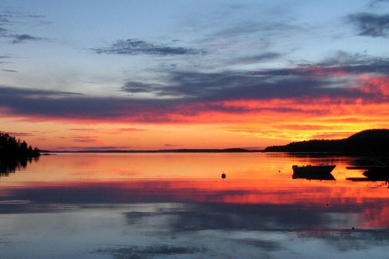 Visita Finlandia y sus lagos en verano 3