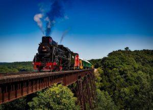 Consejos para viajar en tren y tener todo organizado