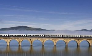 Costa Verde Express, el tren de lujo para el Cantábrico 1