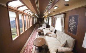 Costa Verde Express, el tren de lujo para el Cantábrico 2