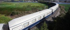 Costa Verde Express, el tren de lujo para el Cantábrico