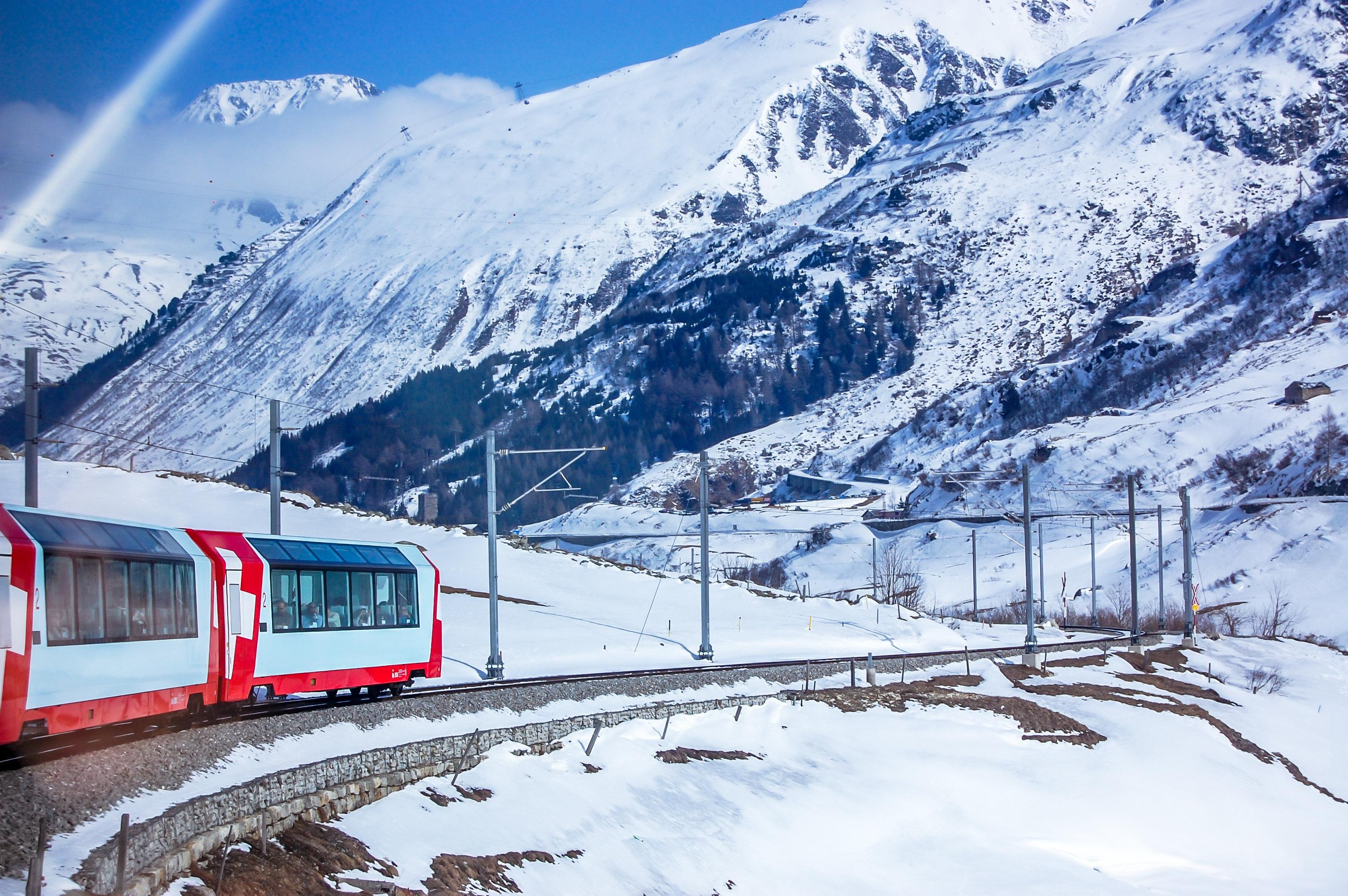 8 rutas para viajar en tren por Europa 4